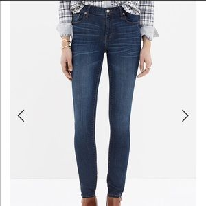 Tall Madewell Jeans